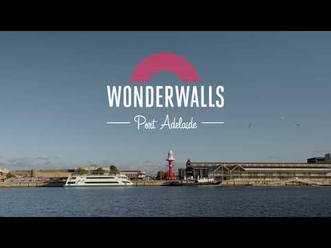 Wonderwalls Port Adelaide 2020 Artist Announcement