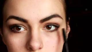 Nina Dobrev Makeup Transformation   Vampire Diaries   MELENAXOXOG   YouTube