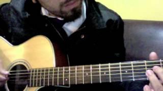 guitarra en re abierto (d a f# d a d)