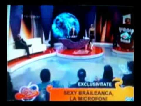 Sexy Braileanca-Pui de Crevedia....video