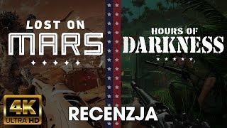 (4K) Hours of Darkness, Lost on Mars - Recenzja