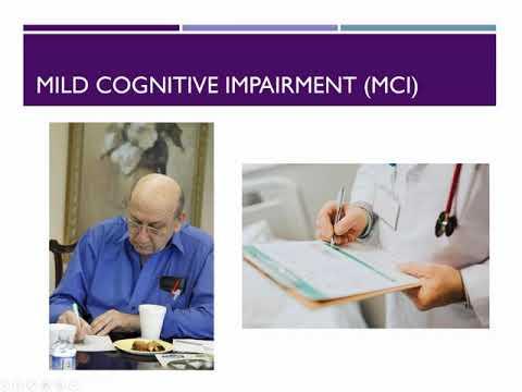 Curriculum Module 2A: Cognitive Health