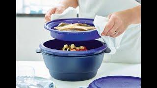 Découvrez la présentation du micro urban family, le cuiseur multifonction Tupperware