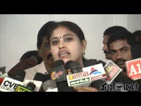 Tamil nadu congress mla candidates remarks in assembly polls S-Vijayadharani