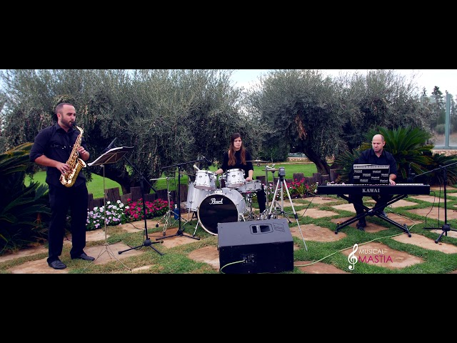 Jean Sablon C'est si bon Jazz trio bodas wedding