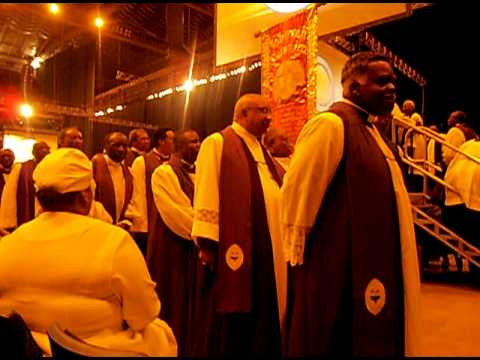 104th Holy Convocation - Entrance of COGIC Leaders