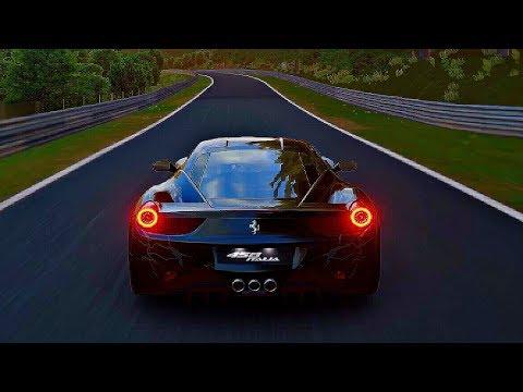 Gran Turismo Sport - Gameplay Ferrari 458 Italia @ Nurburgring Nordschleife [1080p 60fps]