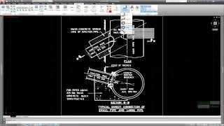 AutoCAD Raster Design - Vector & Text Recognition