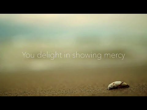 Mercy by Amanda Cook (Lyric Video)