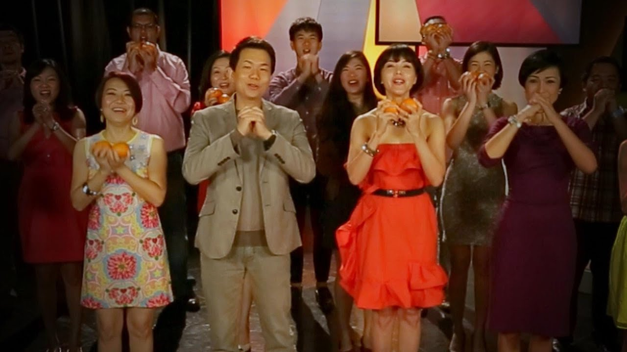 Festive greetings mediacorp cny youtube kristyandbryce Image collections