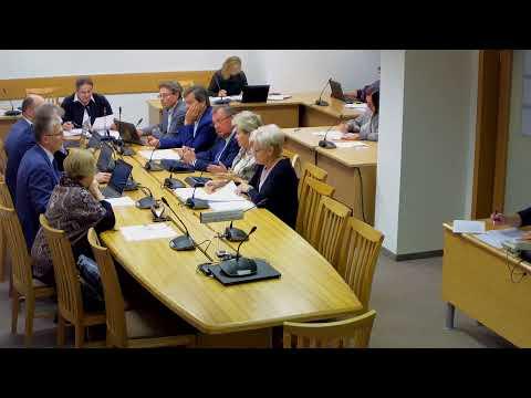 2019-09-18 Teisės ir teisėtvarkos komiteto posėdis