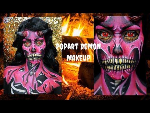 Pop Art Demon