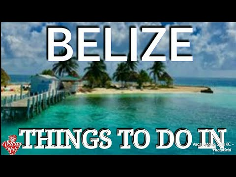 Visiting Belize   What to Do in Belize City near the Cruise Port