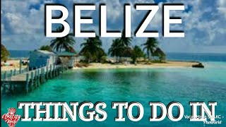Visiting Belize | What to Do in Belize City near the Cruise Port
