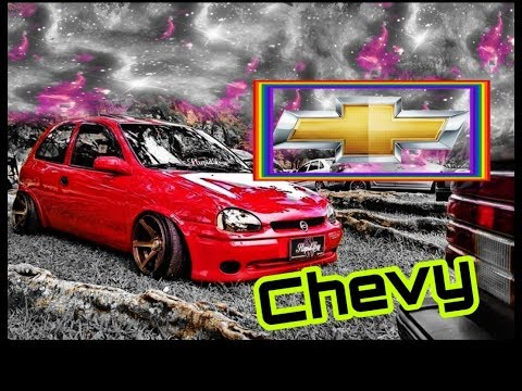 Opel CHEVY tuning