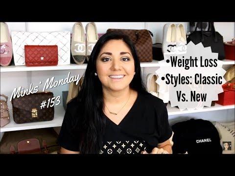 Minks' Mondays #153   Weight Loss, Classic Vs. New Versions