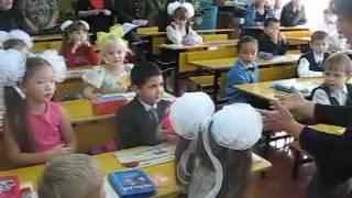 Открытый урок, СШ№6, Талгар, 30 сентября 2010