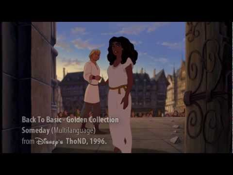 The Hunchback of Notre Dame - Someday (Multilanguage)
