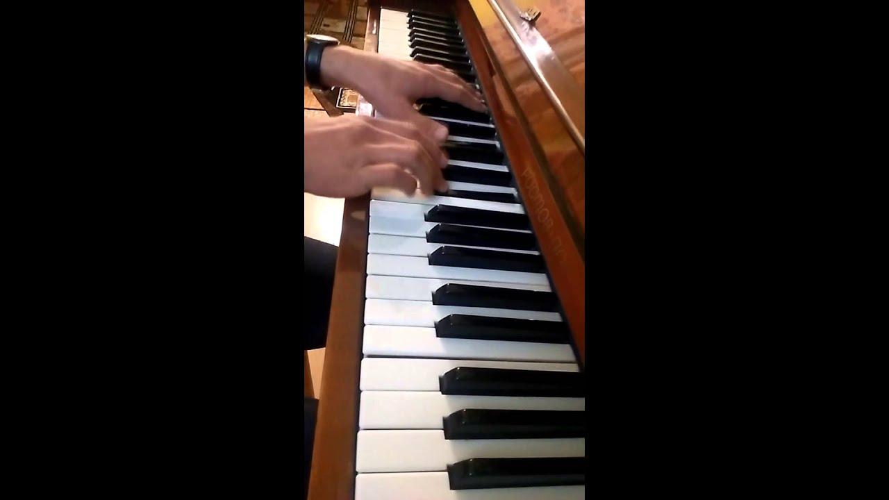 кара севда ноты для фортепиано
