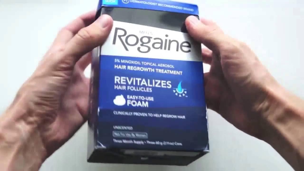 Регейн пена (рогейн) – новейшее уникальное средство для восстановления волосяного покрова. Главный компонент препарата – миноксидил.
