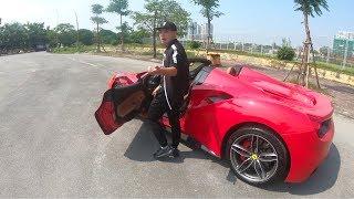 NTN - Đi Mua Siêu Xe Ferrari 488 Spider 20 Tỷ VNĐ (Buying The Ferrari 488 Spider)