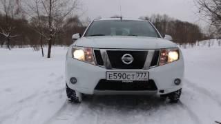 Тест драйв Nissan Terrano 2017