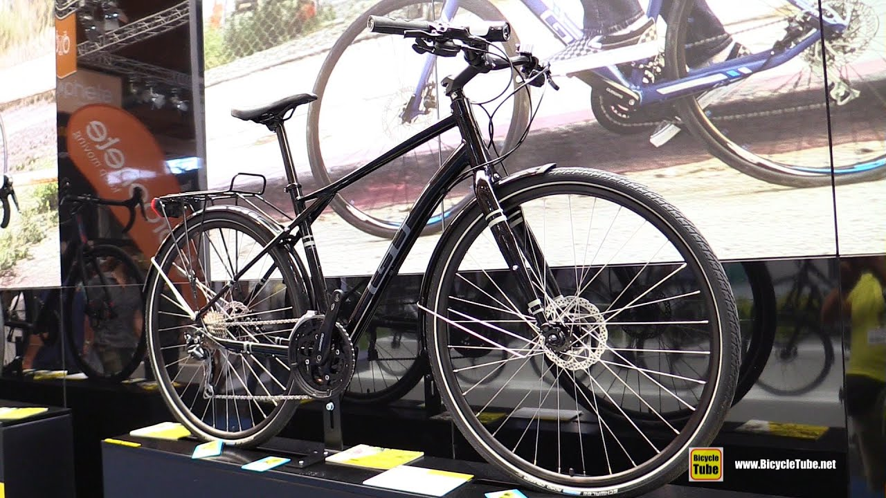 2016 Gt Bicycles Traffic City Bike Walkaround 2015 Eurobike