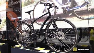 2016 GT Bicycles Traffic City Bike - Walkaround - 2015 Eurobike