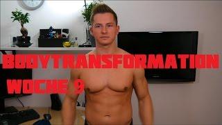 Woche 9 meiner Body Transformation mit Freeletics und Lifesum | 4K