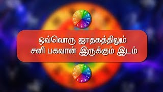 சனி இருக்கும் இடத்தின் ரகசியம் |  DNA Astrology 27 | Vishal | Star | Rasi | Siddhar Boomi |
