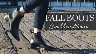 Fall Boots Collection ft. Rag & Bone, Acne Studios, Hunter & More! | LookMazing