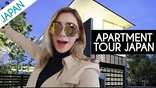 One of BiiBiiBap's most viewed videos: MY APARTMENT TOUR IN JAPAN