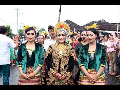 Mita Alfian Wedding Lombok // Gendang Beleq PANCOR Lotim
