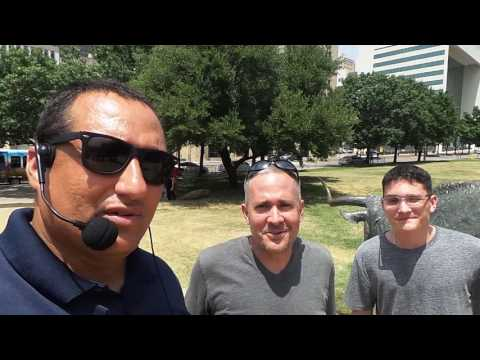 Part 1 Dallas City Tour  sightseeing tours in Dallas Texas