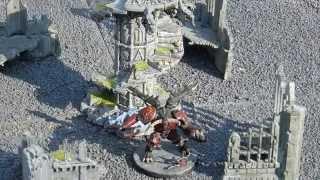 Rapport de bataille warhammer 40K - 1640 pts Eldars Gardes Impériaux VS Spaces Marines(, 2014-03-29T11:49:08.000Z)