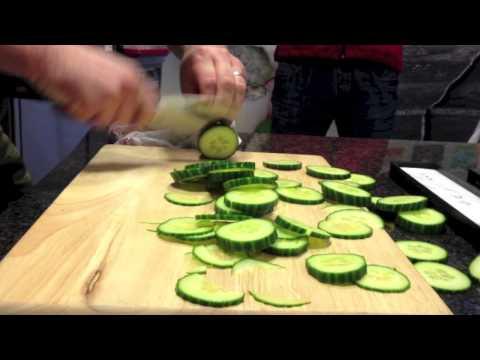 Paul Foster   CCS Mac Knife Challenge