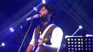 Aaj Phir Tumpe Pyar Aaya Hai By Arijit SIngh Live Performance At Rajkot 2014 In HD
