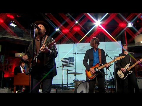 Saturday Sessions: Drive-By Truckers performs