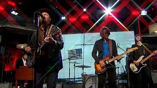 """Saturday Sessions: Drive-By Truckers performs """"Guns of Umpqua"""""""