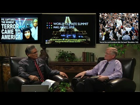 Danny Vierra Bill Hughes ISIS,CIA and Vatican Connection