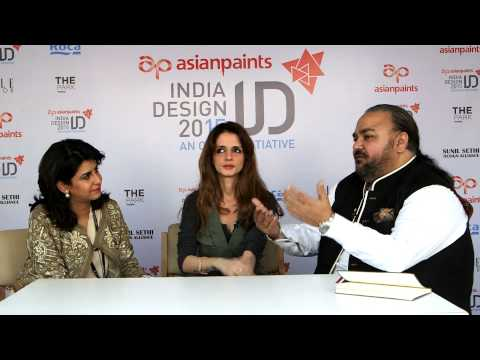 INDIA DESIGN ID 2015 : Google Hangouts : Are Celebrity Designers taken seriously?