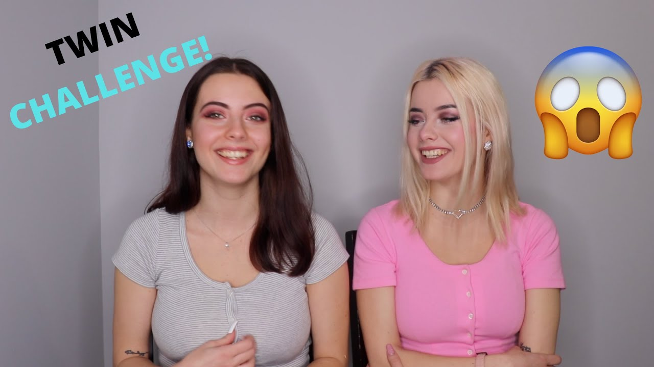 How Well Do We Know Each Other? Twin Challenge with Lauren Burch!
