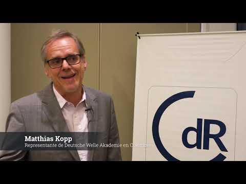 Entrevista Matthias Kopp - Lanzamiento Ríos de vida y muerteII
