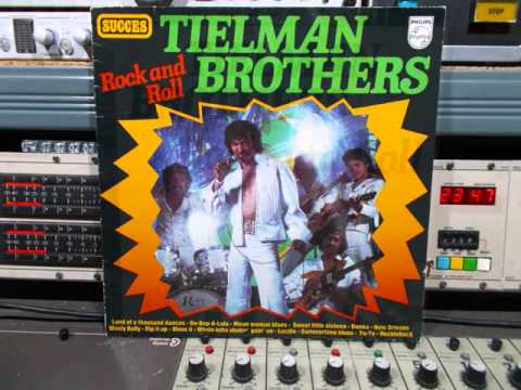 The Tielman Brothers Wooly Bully Remasterd By B V D M 2016