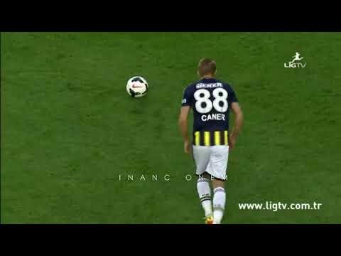 Caner Erkin Fenerbahçe'de Attığı  Goller