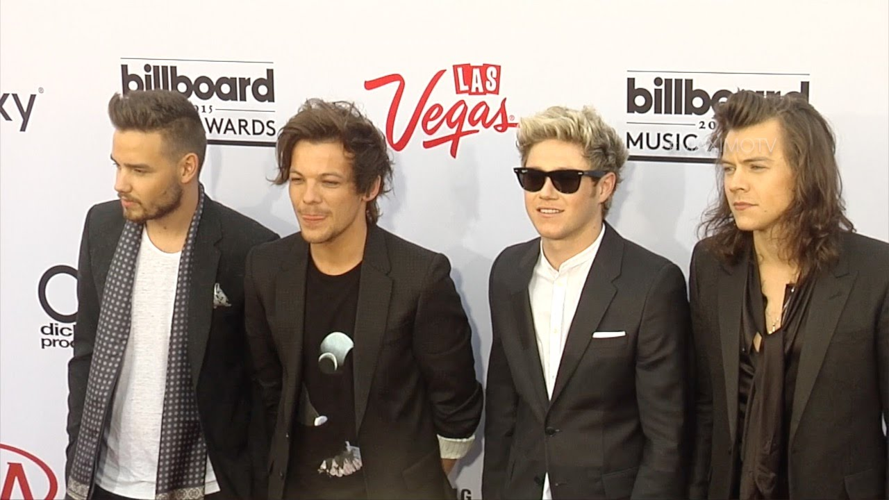One Direction Quot Billboard Music Awards 2015 Quot Red Carpet