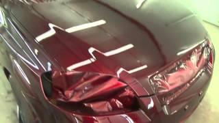 видео покраска автомобилей