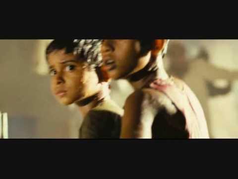 Slumdog Muslim Scene