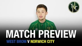 WEST BROM V NORWICH - STAND UP AND BE COUNTED
