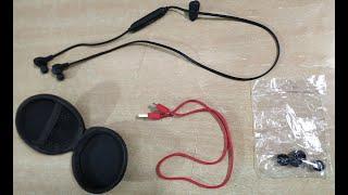 iBall EarWear Sporty Wireless Bluetooth Earphone Final Opinion